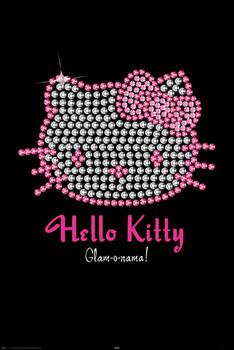 Poster HELLO KITTY - bling