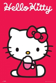 Hello Kitty - classic Poster