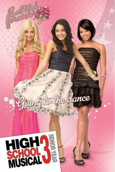 HIGH SCHOOL MUSICAL 3 - girls Poster