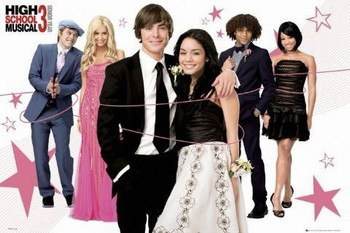 HIGH SCHOOL MUSICAL3 Poster
