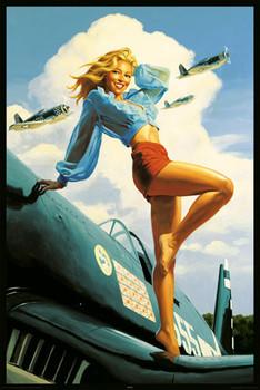 Hildebrandt - usa Poster