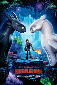 Poster How To Train Your Dragon 3 - One Sheet
