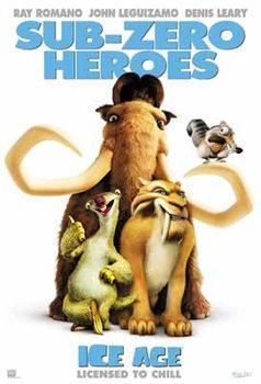Ice Age - Sub-Zero Heroes Poster