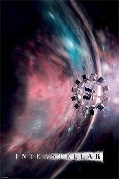 Interstellar - Go Further Poster