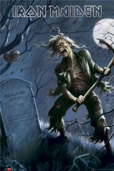 Iron Maiden - breeg Poster