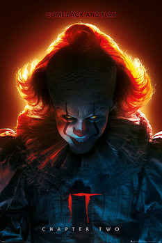 IT: Chapter Two - Come Back and Play Poster