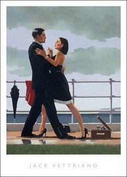 Jack Vettriano - Anniversary Waltz Art Print