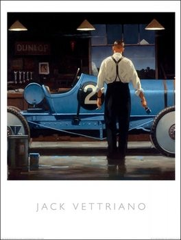 Jack Vettriano - Birth Of A Dream Art Print
