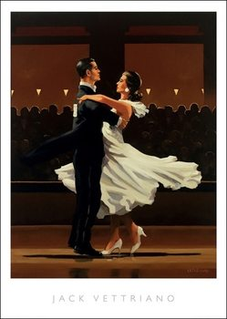 Jack Vettriano - Take This Waltz Art Print