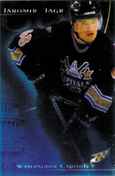 Jaromír Jágr - NHL Poster