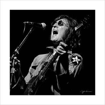 John Lennon - Concert  Art Print