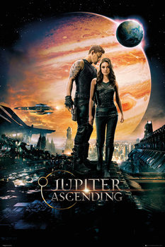 Jupiter Ascending - One Sheet Poster, Art Print