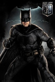 Poster Justice League - Batman Solo