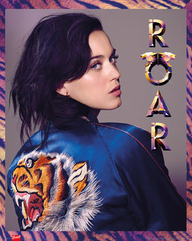 Katy Perry - roar Poster, Art Print