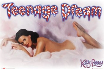 Katy Perry - teenage Poster
