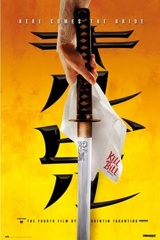 Kill Bill - Katana Poster