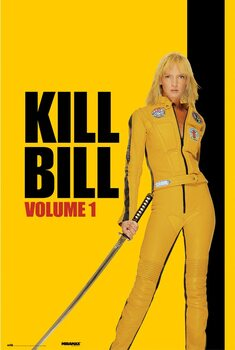 Kill Bill - Vol. 1 Poster