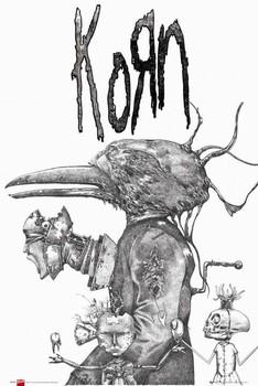 Korn - album Poster