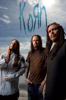 Korn - group Poster