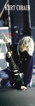 Kurt Cobain - grip Poster