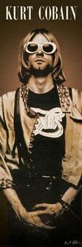 Kurt Cobain - shades Poster