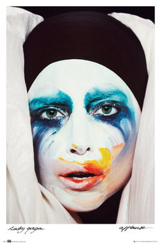 Lady Gaga - applause Poster