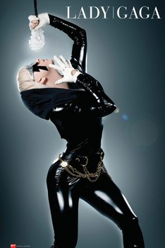 Lady Gaga - the fame Poster