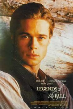 LEGENDS OF THE FALL - Brad Pitt Poster