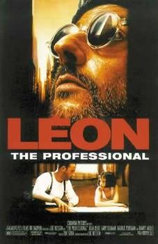 LEON Poster
