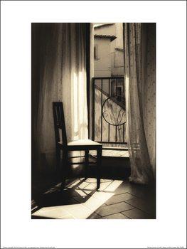 Lesley Aggar - Solitude Art Print
