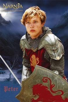 LETOPISY Z NARNIE - Peter sword Poster