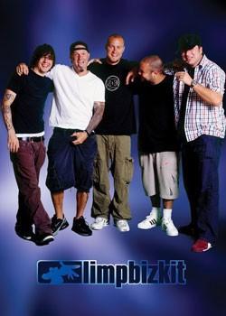 Limp Bizkip - group Poster