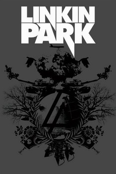 Linkin Park - plan b Poster