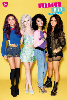 Little mix - group Poster