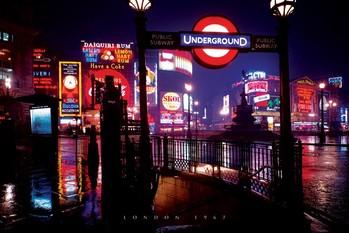 London 1979 Poster