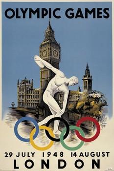 Londýn 1959 Poster