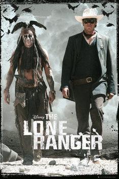 LONE RANGER - teaser Poster