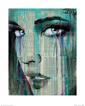 Loui Jover - A While Ago Art Print