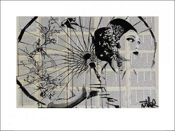 Loui Jover - Blossom Art Print