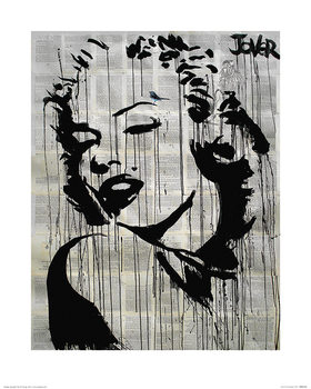 Loui Jover - Icon Art Print