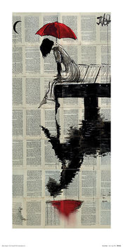 Loui Jover - Serene Days Art Print