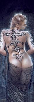 Luis Royo - la flor del dolor Poster