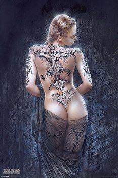 Luis Royo - le flor del dolor Poster