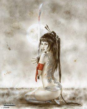 Luis Royo - Soum Poster