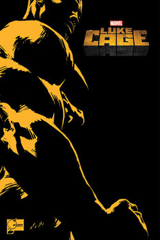 Luke Cage - Power Man Poster
