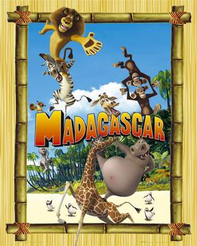 MADAGASCAR - bamboo-be Poster