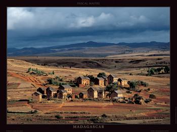 Madagascar Art Print