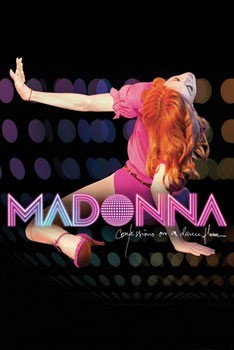 Madonna - Confessions Poster