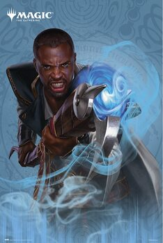 Poster Magic The Gathering - Teferi