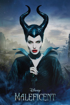 Maleficent - One Sheet Poster, Art Print